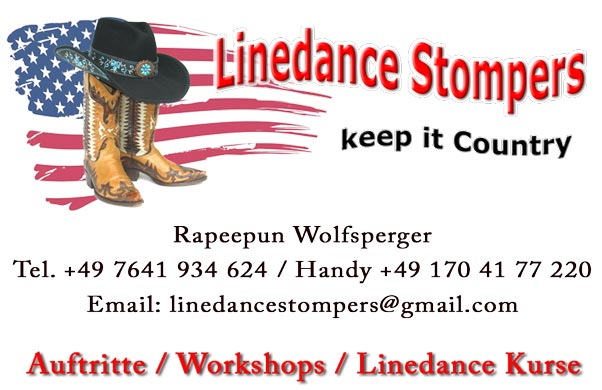 Linedancestompers buchen
