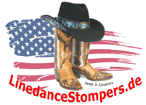 linedance stompers logo
